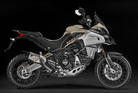 2018 Ducati Multistrada 1200 Enduro Pro in Greenville, South Carolina