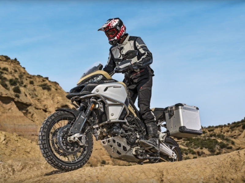 2018 Ducati Multistrada 1200 Enduro Pro in Greenwood Village, Colorado