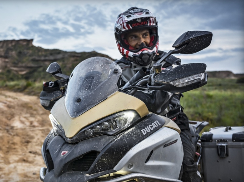 2018 Ducati Multistrada 1200 Enduro Pro in Northampton, Massachusetts