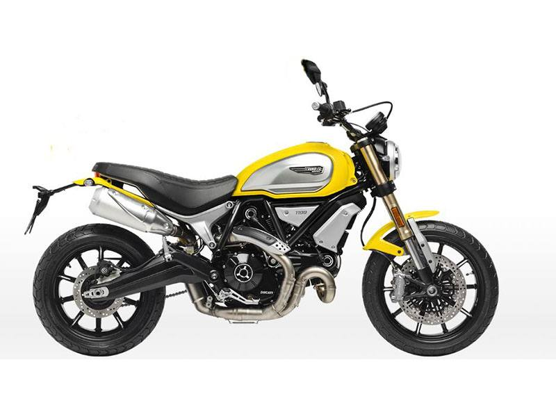 2018 Ducati Scrambler 1100 in Albuquerque, New Mexico