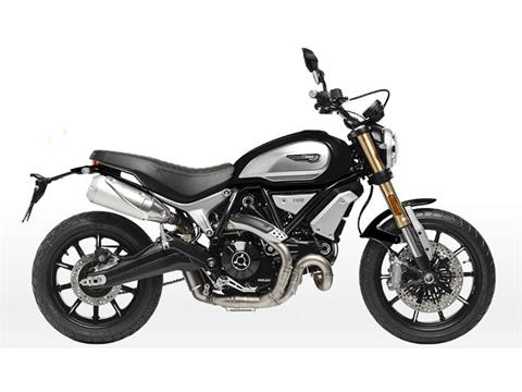 2018 Ducati Scrambler 1100 in Medford, Massachusetts