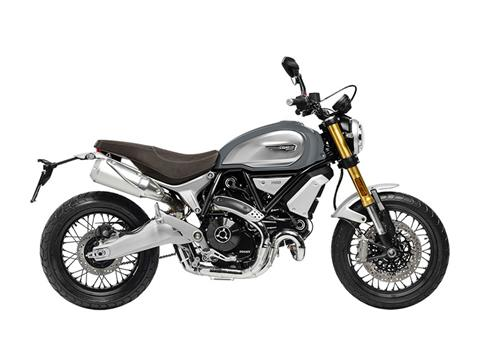 2018 Ducati Scrambler 1100 Special in Greenville, South Carolina