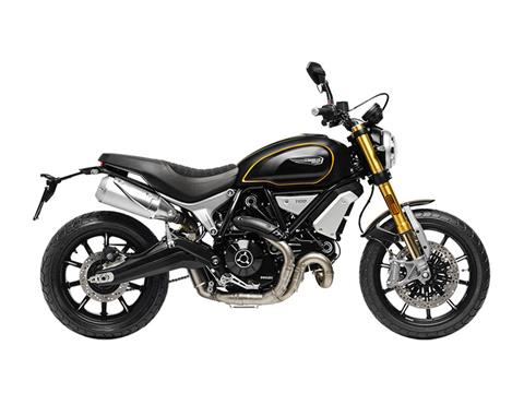 2018 Ducati Scrambler 1100 Sport in Northampton, Massachusetts