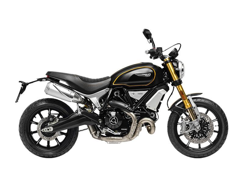 2018 Ducati Scrambler 1100 Sport in Columbus, Ohio