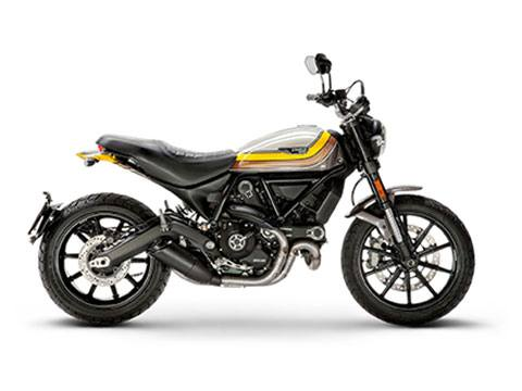 2018 Ducati Scrambler Mach 2.0 in Albuquerque, New Mexico