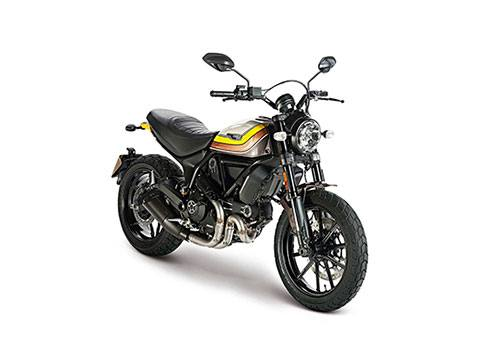 2018 Ducati Scrambler Mach 2.0 in Fort Montgomery, New York