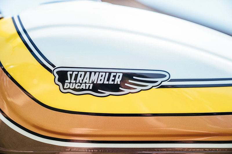 2018 Ducati Scrambler Mach 2.0 in Fort Montgomery, New York - Photo 10