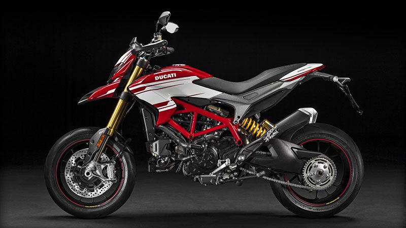 2018 Ducati Hypermotard 939 SP in Greenville, South Carolina