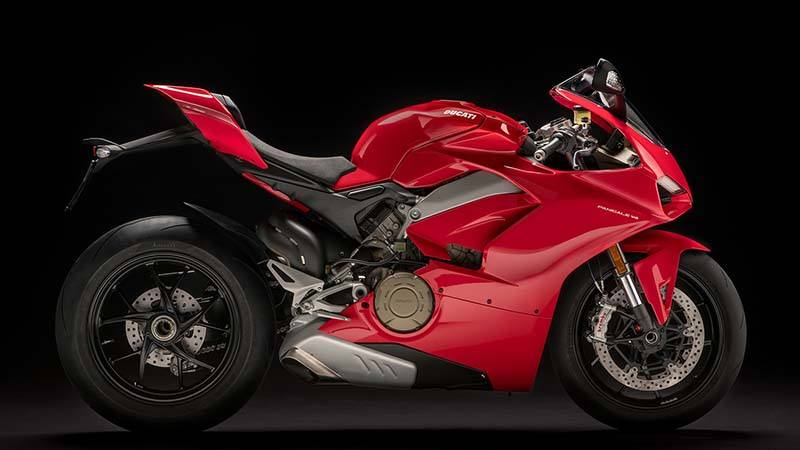 2018 Ducati Panigale V4 in Medford, Massachusetts