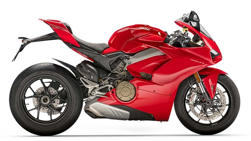 2018 Ducati Panigale V4 in Fort Montgomery, New York