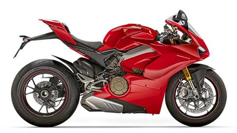 2018 Ducati Panigale V4 S in Fort Montgomery, New York