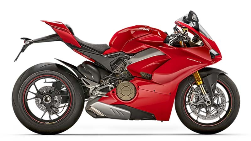 2018 Ducati Panigale V4 S in Northampton, Massachusetts