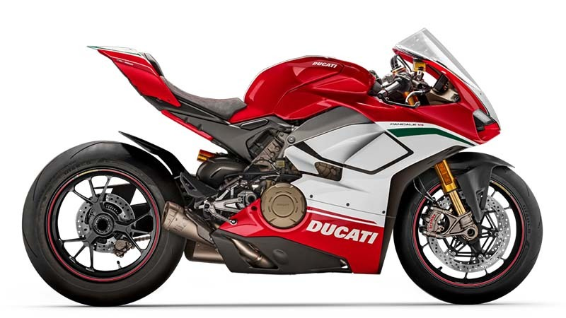 2018 Ducati Panigale V4 Speciale in Northampton, Massachusetts