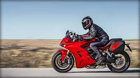 2018 Ducati SuperSport in Brea, California