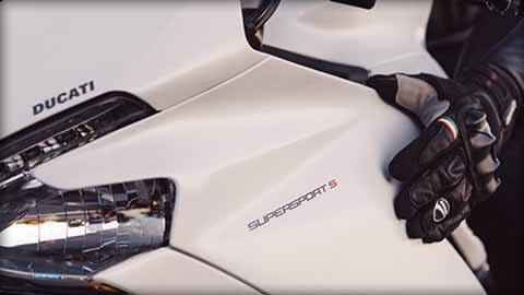 2018 Ducati SuperSport S in Northampton, Massachusetts