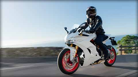 2018 Ducati SuperSport S in Greenwood Village, Colorado
