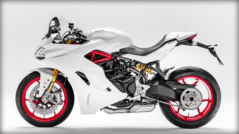 2018 Ducati SuperSport S in Fort Montgomery, New York