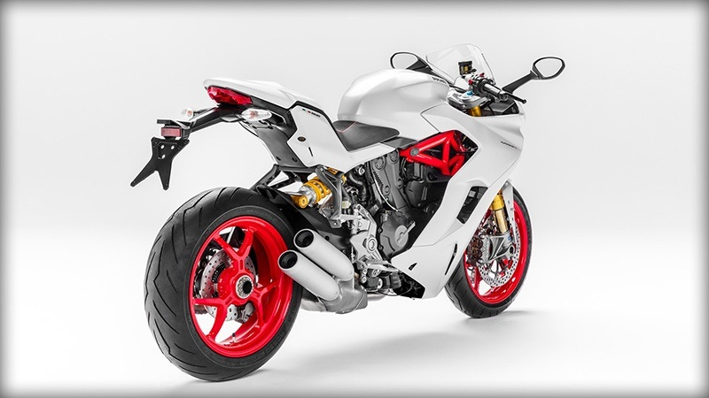 2018 Ducati SuperSport S 4