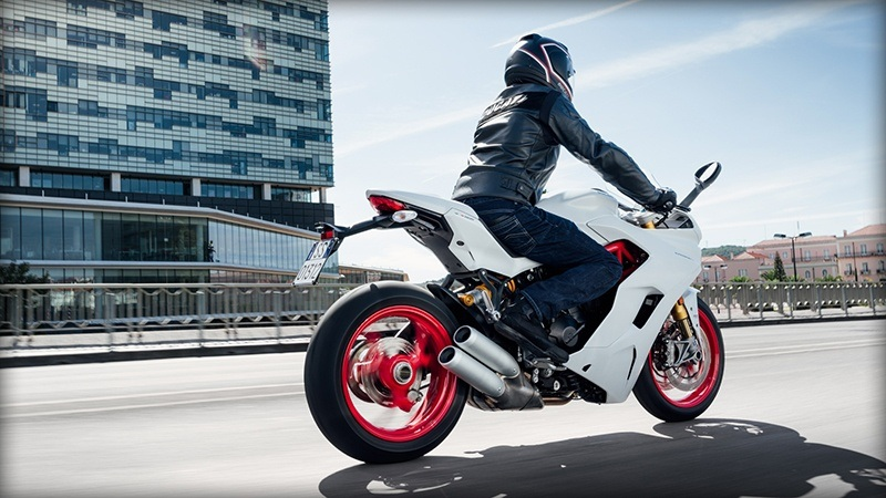 2018 Ducati SuperSport S in Harrisburg, Pennsylvania
