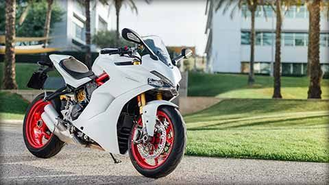 2018 Ducati SuperSport S in Greenville, South Carolina - Photo 32
