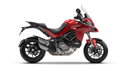 2019 Ducati Multistrada 1260 in Medford, Massachusetts