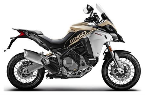 2019 Ducati Multistrada 1260 Enduro in Greenville, South Carolina