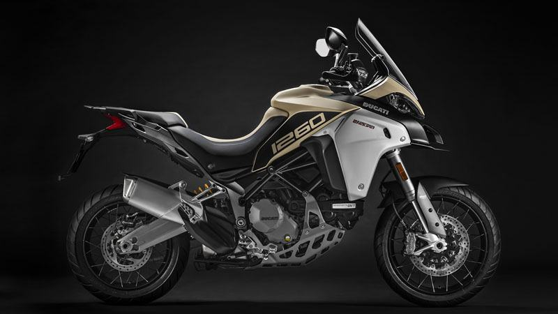 2019 Ducati Multistrada 1260 Enduro in Fort Montgomery, New York