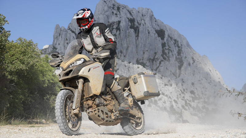 2019 Ducati Multistrada 1260 Enduro in Brea, California - Photo 11
