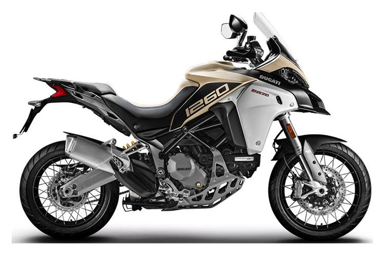 2019 Ducati Multistrada 1260 Enduro in Springfield, Ohio - Photo 1
