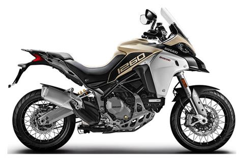 2019 Ducati Multistrada 1260 Enduro in Medford, Massachusetts