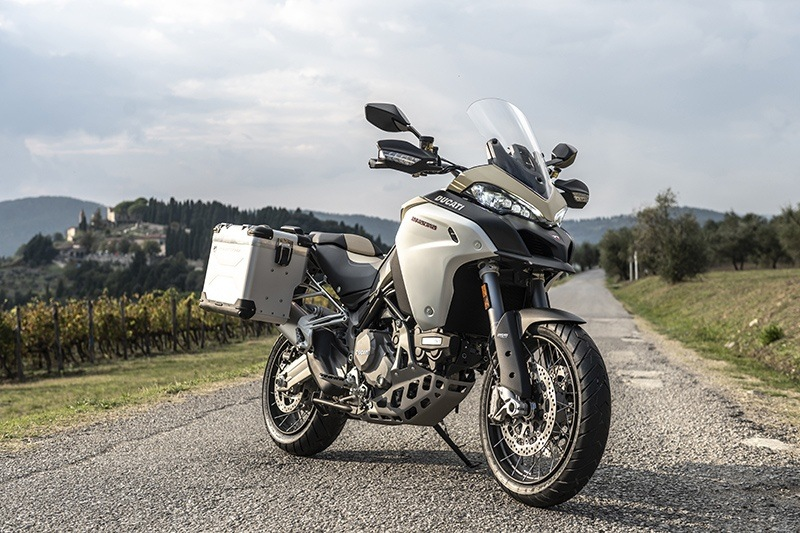 2019 Ducati Multistrada 1260 Enduro in Harrisburg, Pennsylvania - Photo 12