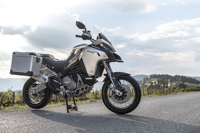 2019 Ducati Multistrada 1260 Enduro in Harrisburg, Pennsylvania - Photo 15
