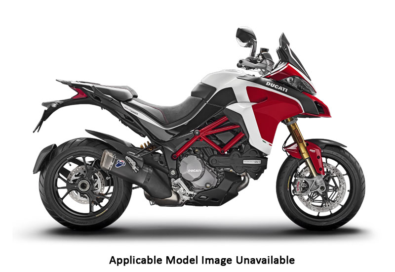 2019 Ducati Multistrada 1260 Pikes Peak in New Haven, Connecticut