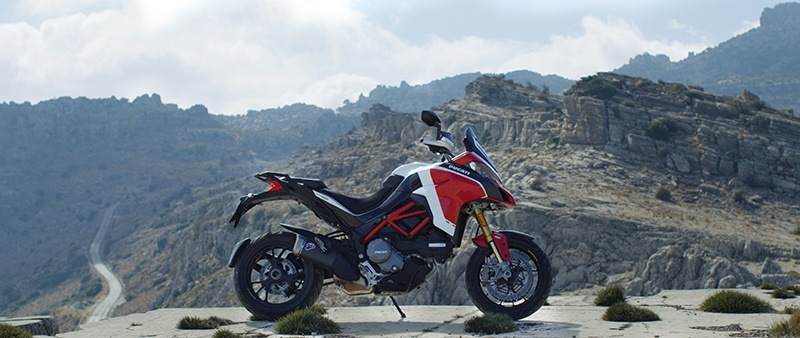 2019 Ducati Multistrada 1260 Pikes Peak in Harrisburg, Pennsylvania - Photo 2