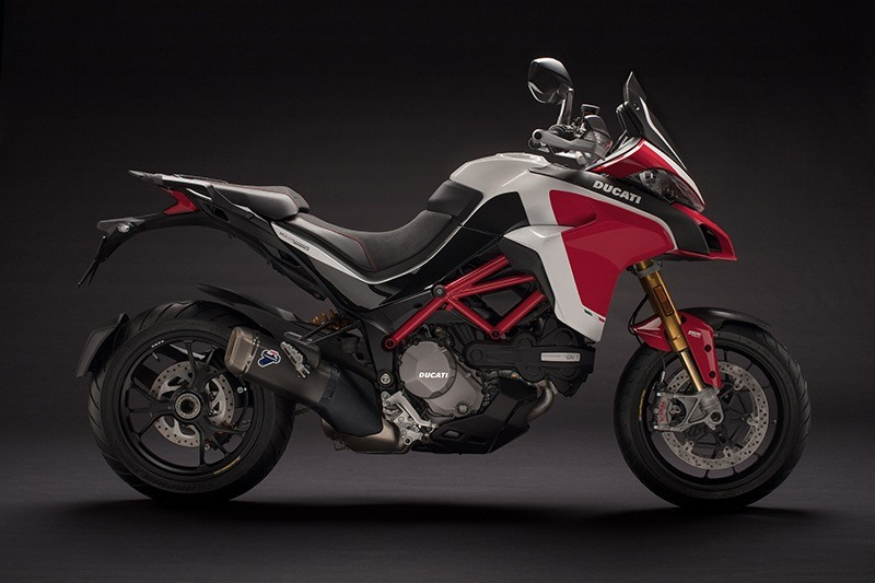 2019 Ducati Multistrada 1260 Pikes Peak in Medford, Massachusetts - Photo 3