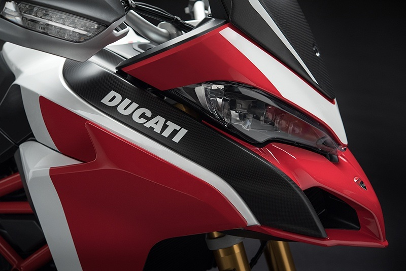 2019 Ducati Multistrada 1260 Pikes Peak in Greenville, South Carolina