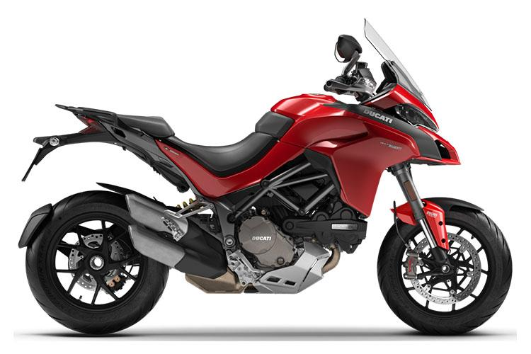 2019 Ducati Multistrada 1260 S in Springfield, Ohio