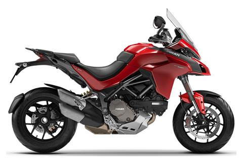 2019 Ducati Multistrada 1260 S in Greenville, South Carolina