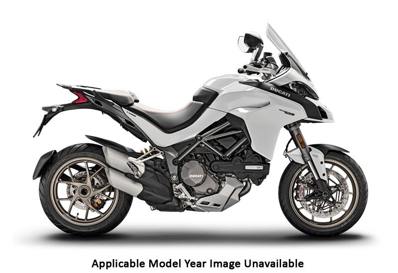 2019 Ducati Multistrada 1260 S in Northampton, Massachusetts