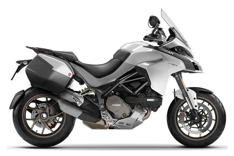 2019 Ducati Multistrada 1260 S Touring in Oakdale, New York