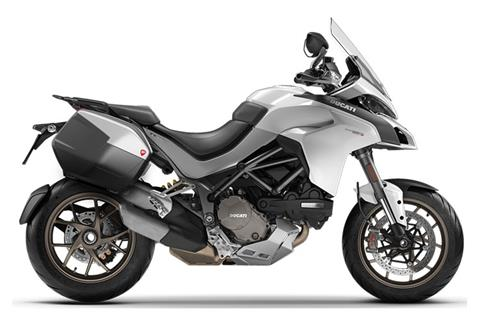 2019 Ducati Multistrada 1260 S Touring in Medford, Massachusetts