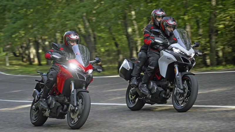 2019 Ducati Multistrada 950 S Spoked Wheel in Medford, Massachusetts - Photo 8
