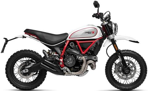 2019 Ducati Scrambler Desert Sled in Greenville, South Carolina