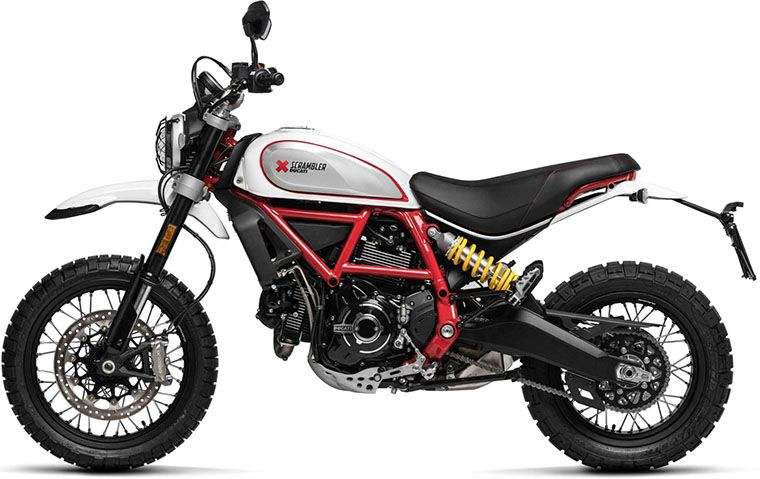 2019 Ducati Scrambler Desert Sled in Medford, Massachusetts - Photo 2