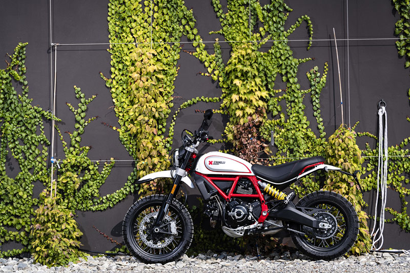 2019 Ducati Scrambler Desert Sled in Columbus, Ohio - Photo 3