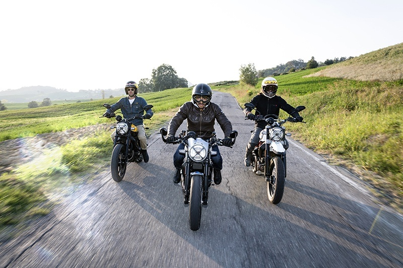 2019 Ducati Scrambler Desert Sled in Oakdale, New York - Photo 4
