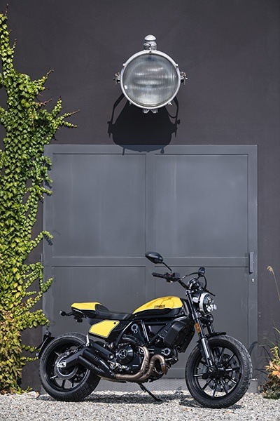 2019 Ducati Scrambler Full Throttle in Medford, Massachusetts - Photo 6