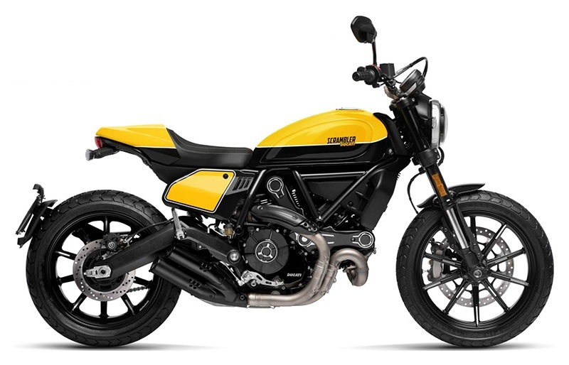 2019 Ducati Scrambler Full Throttle in Fort Montgomery, New York
