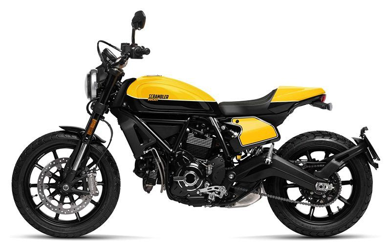 2019 Ducati Scrambler Full Throttle in Medford, Massachusetts - Photo 2