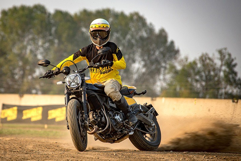 2019 Ducati Scrambler Full Throttle in Medford, Massachusetts - Photo 9